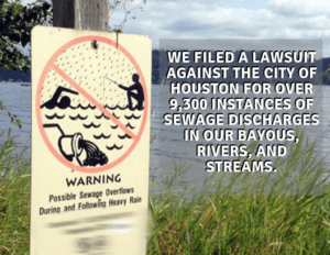 BCWK Files Suit Against City of Houston