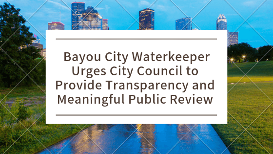 RELEASE: Mayor Turner Announces Proposed Consent Decree