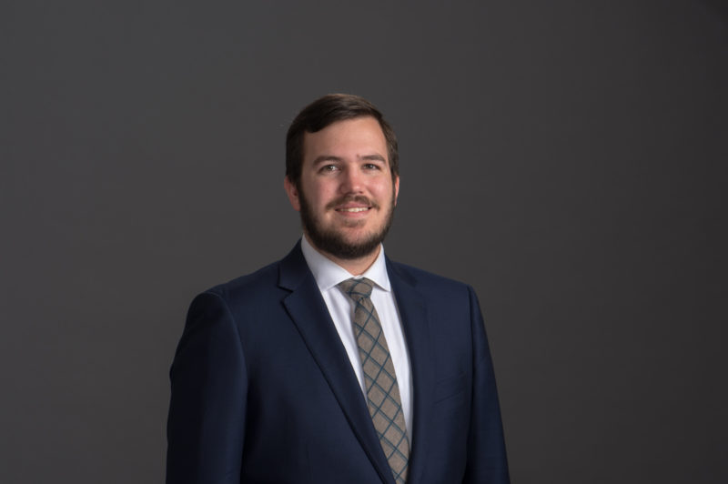 Welcome Alex Johnson, Our Fall 2019 Legal Intern