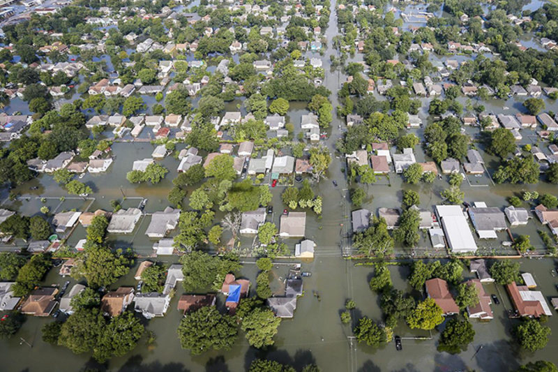 Flooding Disproportionately Impacts People of Color