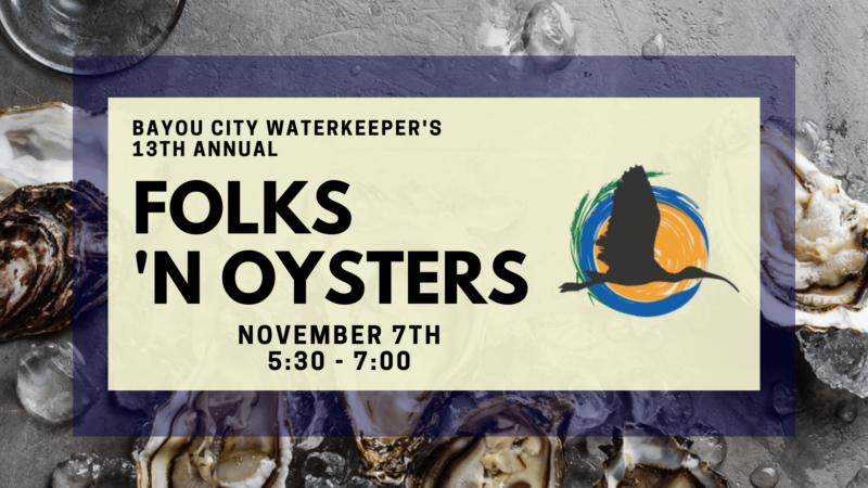 Join Us for the 13th Annual Folks n Oysters!
