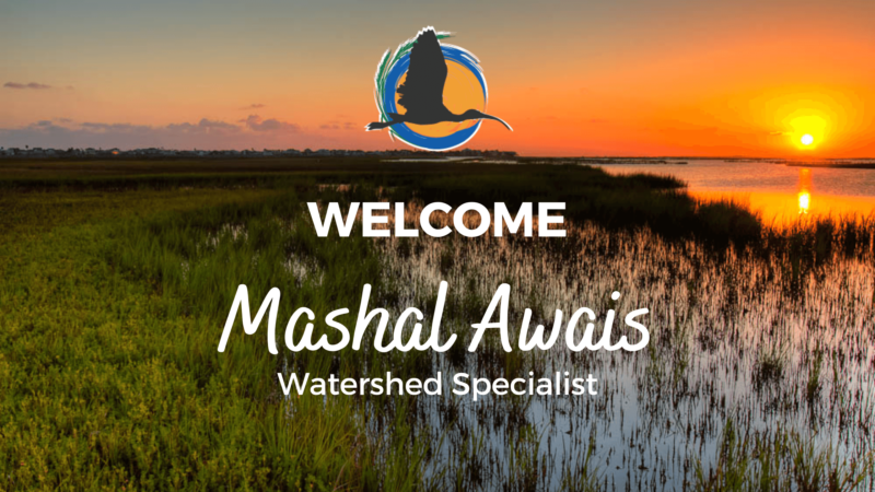 Welcome Our Watershed Specialist!