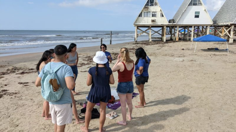 Nurdle Patrol: Reducing plastic pollution with community-based science